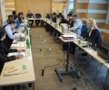 """Kick-Off Meeting and Training for the project: """"National policy instruments and EU Approximation process: Effects on farm holdings in the Western Balkan countries (EUEWB)"""", 19 – 21January, 2016, Ljubljana, Slovenia"""
