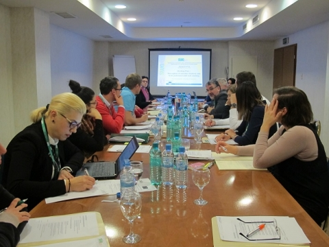 "Meeting of the Regional Expert Advisory Working Group of Agro-economy Analysts from Western Balkan countries ""National policy instruments and EU Approximation process: Effects on farm holdings in the Western Balkan countries"", 2- 3 February, 2017 in Skopje, Macedonia"